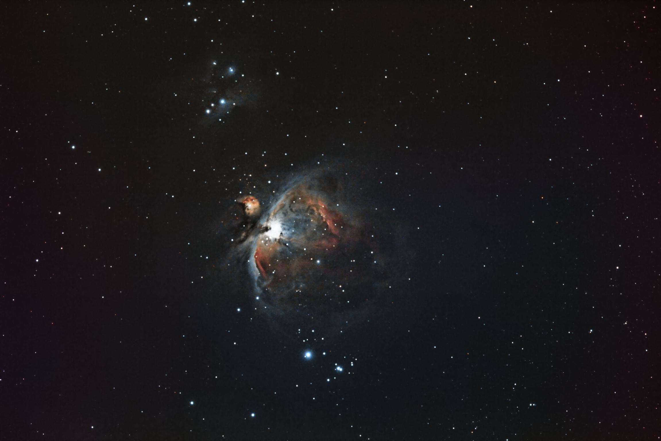 M42 - Orion-Nebel